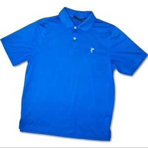 Ashworth Golf Polo Shirt Size Medium